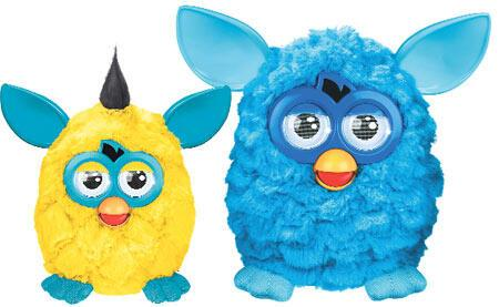 Bana Furby'ni söyle...