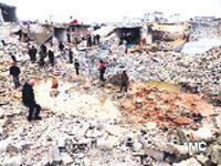 Esad neden Scud yağdırıyor