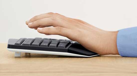 Logitech MK850 Performance kablosuz klavye mouse seti incelemesi