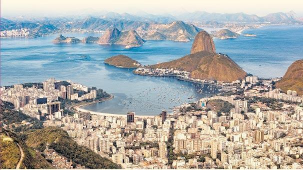 GÜNEY AMERİKA'NIN HIRÇIN KIZI: RIO