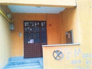 Türkiyede Alevilik - Evi işaretlenen alevilere sünni komşu desteği