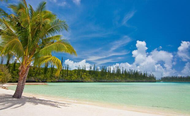 Dünyanın uzak köşesi: Yeni Kaledonya