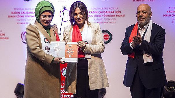 Emine Erdoğan: Kadınlarımız dünyanın umududur