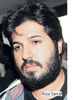 Sarraf ailesi dava başlamadan kaçtı