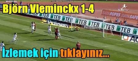 MP Antalyaspor-Gençlerbirliği: 3-5