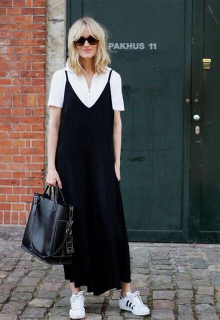 Yeni trend: slip elbise