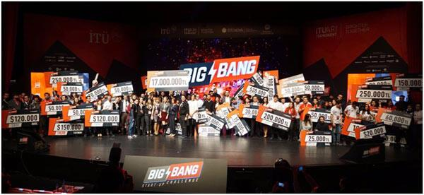 BigBang 2017 ile geleceğin teknolojileri görücüye çıktı