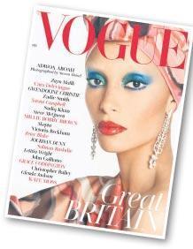 Vogue geçmişe dönerek günümüzü yakalayabilir mi