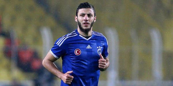 Fenerbahçeli genç Eskişehirsporda