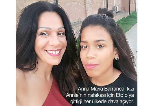 Etoo kızının nafakasını 9 yıldır ödemiyor