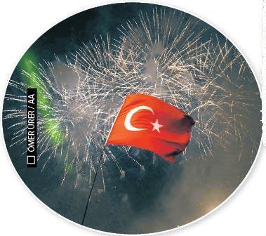 Bayrak zamanı