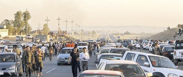 Irak ordusu 36'ncı  paralelde duracak