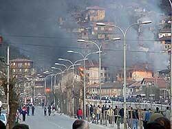 Kosovada durum normal, 1 günlük yas ilan edildi