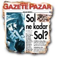 Türkiyede sol tartışması sürüyor