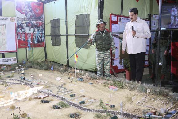 Son dakika: Maduro ABDye meydan okudu: İşte silahlı kuvvetler burada