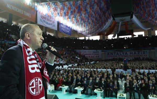 Son dakika: Cumhurbaşkanı Erdoğandan Antalyaya 3. havalimanı müjdesi
