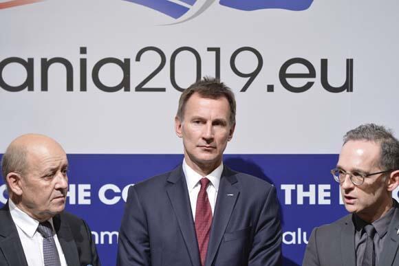 Almanya, Fransa ve İngiltere Instexi resmen kurdu