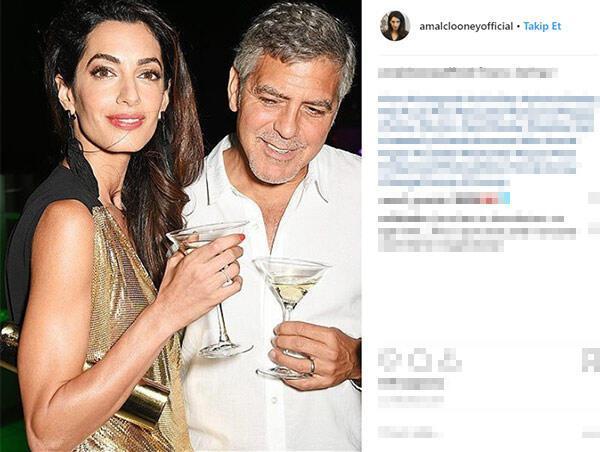 George-Amal Clooney evlat edinecek iddiası