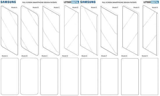 Samsung Galaxy S10un tasarımı nasıl olacak