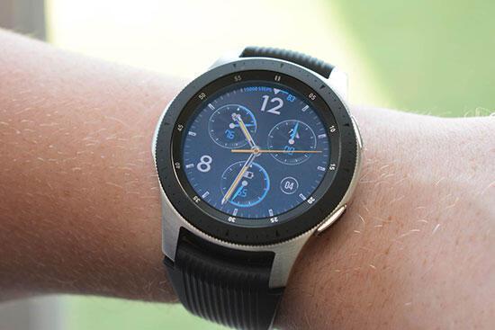 Samsung Galaxy Watch inceleme : Gerçek saat gibi görünüyor ama daha akıllı