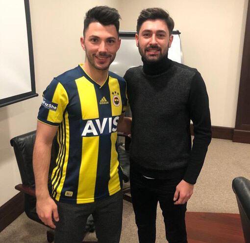 Son dakika Tolgay Arslan Fenerbahçede...