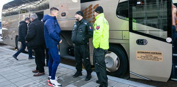 Slovakyada Fenerbahçe soruları kızdırdı