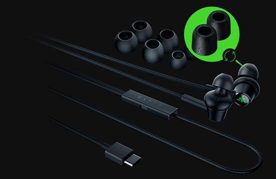 Razer Hammerhead USB-C kulaklık inceleme: Sağlam bas ve detaylı tizler
