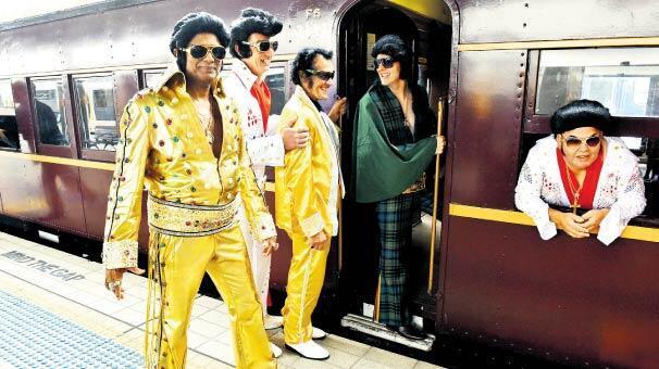 Elvis Ekspresi yola çıktı