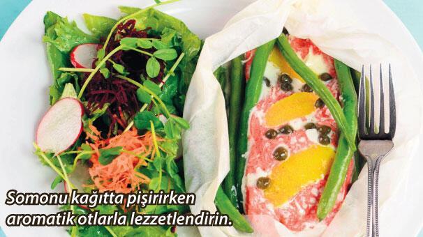 Norveç somonunun sırrı