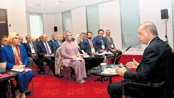 Cumhurbaşkanı Erdoğan'dan Kaşıkçı cinayeti konusunda dünyaya çağrı: Gerekirse BM'yi devreye sokarız