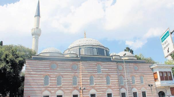 Elektronik panolu Mimar Sinan eseri