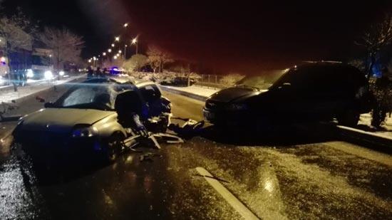 Boluda zincirleme kaza: 1 kişi hayatını kaybetti