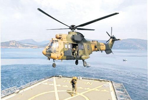 Deniz Kuvvetlerinden Karadenizde yeni hamle
