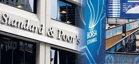 S&P 'DURAĞAN' DEDİ