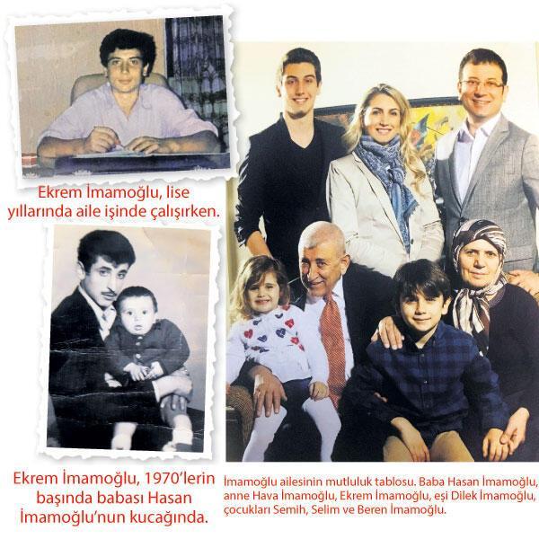 ANAP'lı ailenin CHP'li çocuğu