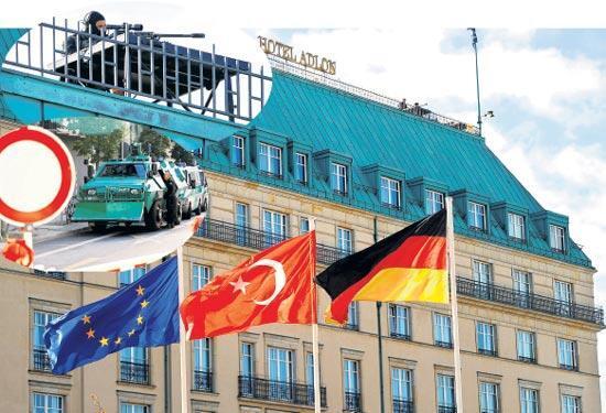 Berlin'le köprüler yeniden onarılıyor