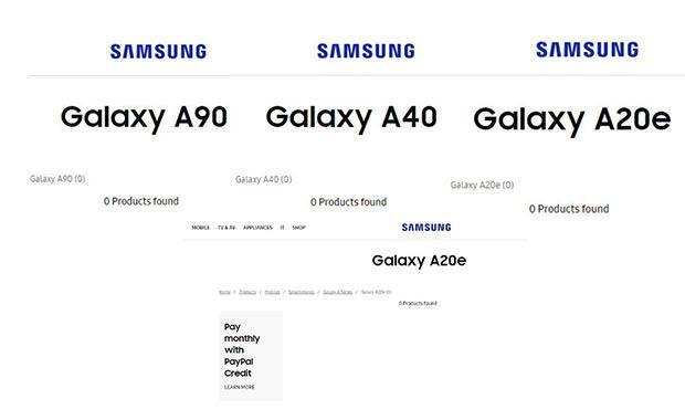 Samsungdan yeni modeller geliyor