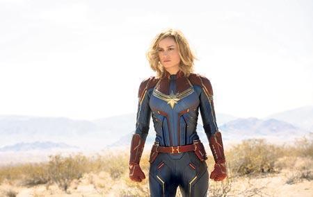 Marvel'ın ilk kadın süper kahraman filmi