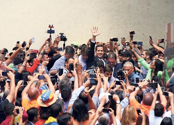 Avrupa'dan Maduro'ya ültimatom