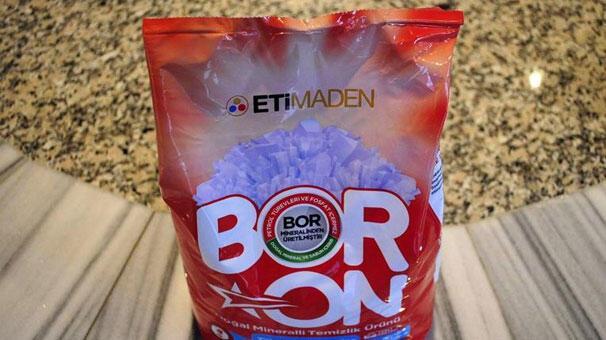 Bakan Dönmez, bordan üretilen Boron'un tanıtım toplantısına katıldı