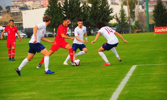 19 Yaş Altı Milli Futbol Takımı, Elit Turda