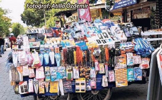 Sokak satıcıları