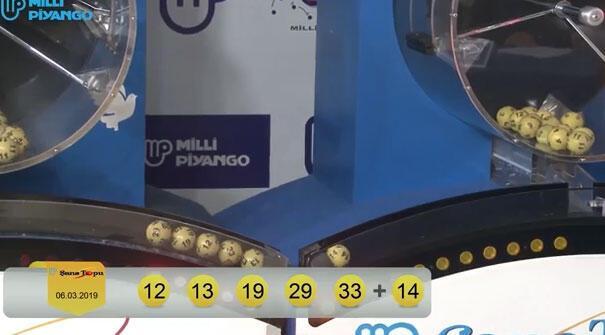 6 Mart Şans Topu sonuçları açıklandı (Şans Topunda büyük ikramiye hangi numaralara çıktı)