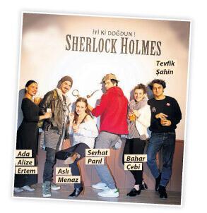 Nice yaşlara Sherlock Holmes