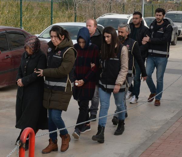 Adanada operasyon Sözde Seyhan büyük bölge eyalet imamı yakalandı