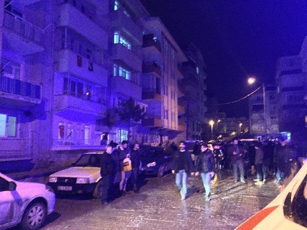 Kırşehirde dehşet olay Boğazı kesilmiş halde bulundu