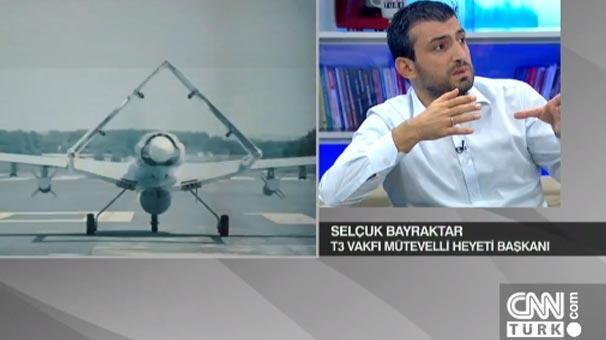 Türkiyenin milli teknoloji hamlesi Selçuk Bayraktar anlattı…