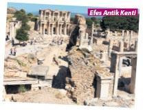 Müziğin peşinde Efes'ten Konya'ya...