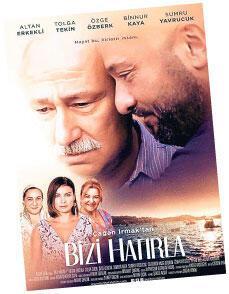 Özge Özberk: Bu filmde ters köşe yaptım
