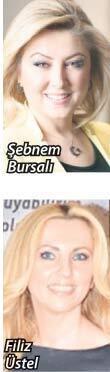 İki başarılı kadın Bursalı ve Üstel...